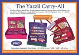 Yazzii | The Yazzii Carry All [CA120P] *OP BESTELLING*_