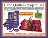 Yazzii   Quilters Project Bag [CA880F] *OP BESTELLING*_