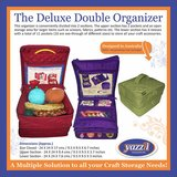 Yazzii   The Double Deluxe Organizer [CA16P] *OP BESTELLING*_