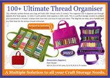 Yazzii | 100+ Ultimate Thread Organiser [CA635G] *OP BESTELLING*_