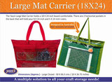 Yazzii | Large Mat Carrier [CA570G]_