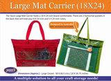 Yazzii | Large Mat Carrier [CA570P] *OP BESTELLING*_