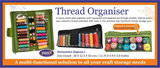 Yazzii | Thread Organiser [CA625P] *OP BESTELLING*_