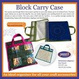 Yazzii | Block Carry Case [CA371R] *OP BESTELLING*_