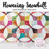 Marcha Osephius | Flowering Snowball 9inch _