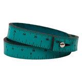 "Wrist Ruler | Teal 17""_"
