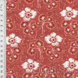 COUPON The Midlands | Colebrook faded red [1002-0126] 52x110cm_