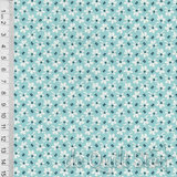 Annabella | Flowers and Beans Teal [9723T]_
