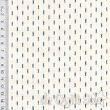 Annabella   Shirting Stripe White [9725L]_