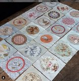Susan Smith | Fleur Quilt - patroon_