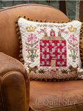 The Birdhouse Cushion