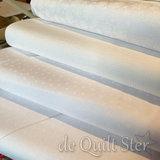 Basics Wit-op-wit | White Out Sneeuwvlokken [51694]_
