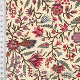 Antique Textiles Company | Chintz Provence Cream [4023]_