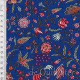 Antique Textiles Company   Chintz Provence Royal [4023]_