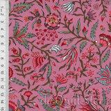 Antique Textiles Company   Chintz Provence Pink [4023]_