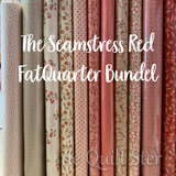 Bundel | The Seamstress Red - FatQuarters_