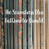 Bundel | The Seamstress Blue - FatQuarters_