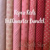 Bundel   Repro Reds - FatQuarter_