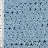 Bountiful Blues | Dots Stripe Light Blue [2207]_