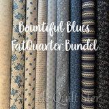 Bundel | Bountiful Blues - FatQuarter_