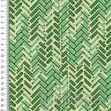 True Kisses | Boho Pixel Green [90372-75]_