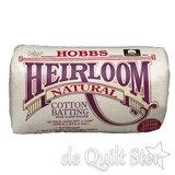 COUPON Hobbs Heirloom Cotton met scrim - 90x240cm_