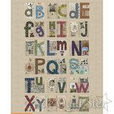 Alfabet ABC   Panel [41788P] _