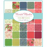 Moda Candy   Painted Meadow by Robin Pickens_
