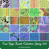 Layer Cake | Kaffe Fassett Collective Classics Feb2021 Cool [610GP]_