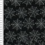 Holiday Essentials   Halloween Spinnenweb zwart [40732-12]_