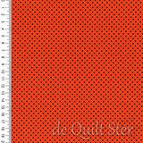 Holiday Essentials   Halloween Dots oranje/zwart [40737-16]_