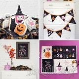 Collectie Spooky 'N Sweeter bij de Quilt Ster (Panel)