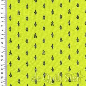 Night Hike | Sparren lime-groen [50320-14]