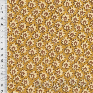 COUPON Windermere | Floret Yellow [8927LY] 142x110cm