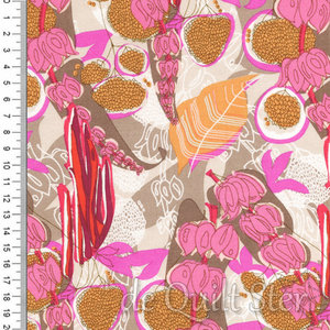SALE Piecemeal   Troy Gardens Pink [TG189]