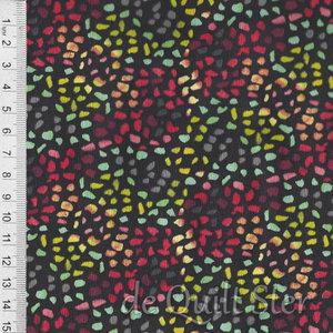 COUPON Dandi Annie | Pebbles Multi [48633-12] 92x110cm
