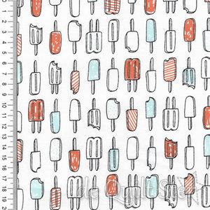 COUPON Sugar Pops   IJsjes [PWEM100] 91x110cm