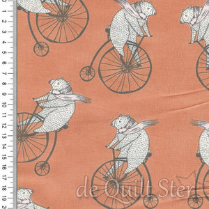 COUPON Little Clementine | Mr Penny Creamsicle [LCT-25500] 82x110cm