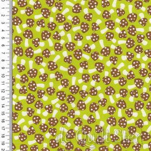 COUPON Berry Season   Toadstool Pickle [18095-341] 150x110cm