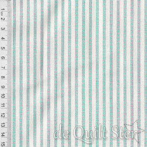 Tilda Tea Towel | Scone Stripes Teal [130064]