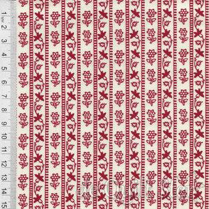 Chafarcani | Randstof pearl/rood [13854-13]