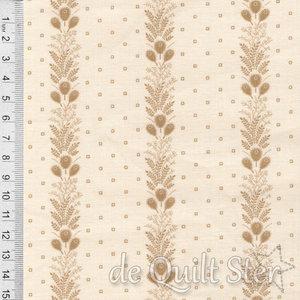 Watts River | Streep/Stip beige [9285L]