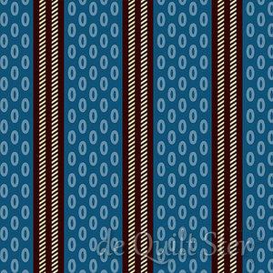 SALE Chesapeake | Oval Stripe blue [9333RB]