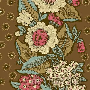 SALE Chesapeake Bouquet | dark khaki [9323N]