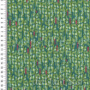 Painted Meadow | Groen [48664-12]