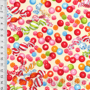 COUPON Candy Shop | Snoepjes [40846-10] 52x110cm