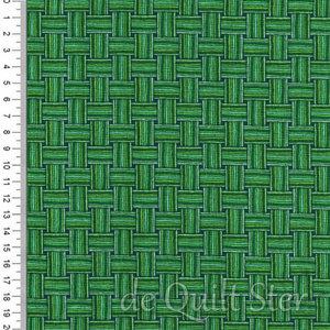 Under the Sun | Vlechtwerk groen [6932-40]