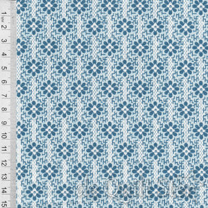 COUPON Perfect Union | Woven State Blue [9588B] 147x110cm