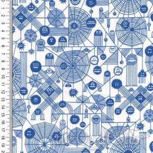 Across the Universe | Spinnetjes kobalt [103-PE3P]