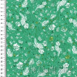 Floralia Fusion | Blossom Drift Floralia groen/geel/wit [F-1006]